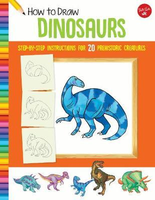 How to Draw Dinosaurs image