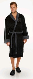 Star Wars: Trim Fleece Bathrobe - Darth Vader