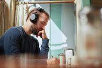 Plantronics: BackBeat Fit 6100 Headphones - Camo