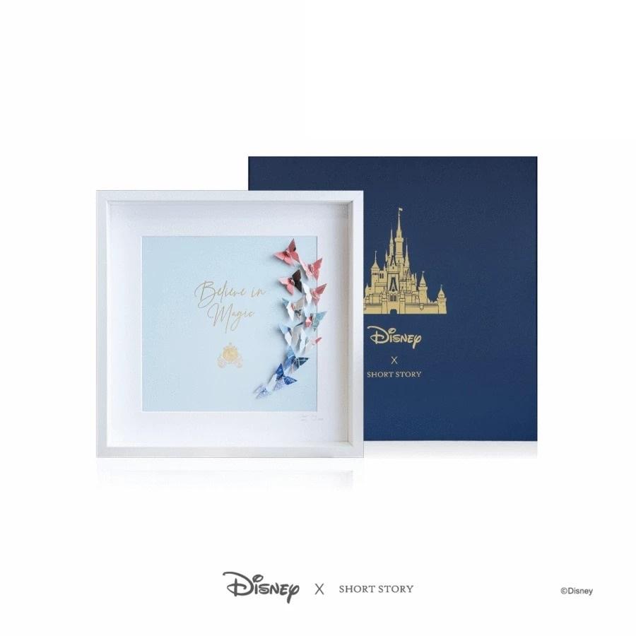Disney: Large White Frame - Cinderella image