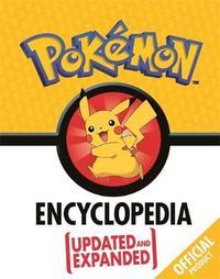 The Official Pokemon Encyclopedia by The Pokemon Company International