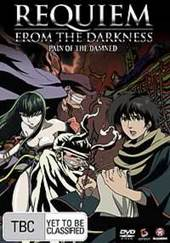 Requiem - From The Darkness: Vol. 3 - Pain Of The Damned on DVD