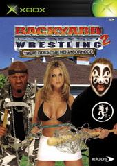 Backyard Wrestling 2: There Goes The Neighborhood for Xbox