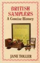 British Samplers by Jane Toller image