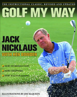 Golf My Way by Jack Nicklaus