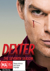 Dexter - Season 7 on DVD
