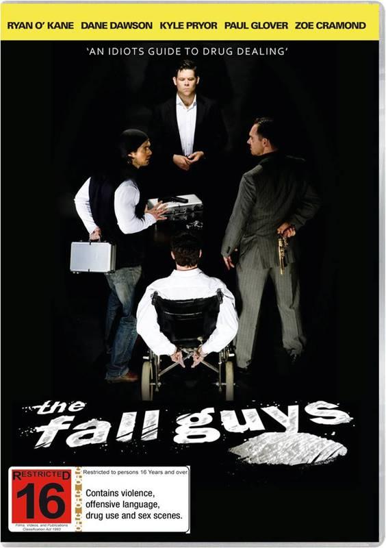 The Fall Guys on DVD