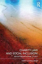 Charity Law and Social Inclusion by Kerry O'Halloran image