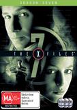 The X-Files - Season 7 (6 Disc Box Set) on DVD