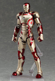Marvel: Iron Man (Mark 42) - Articulated Figure
