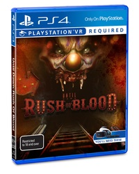 Until Dawn: Rush of Blood for PS4