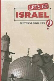 Let's Go Israel: The Student Travel Guide by Harvard Student Agencies, Inc. image