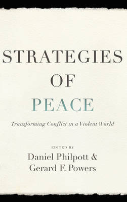 Strategies of Peace by Daniel Philpott
