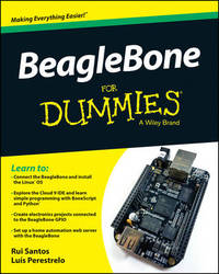 BeagleBone For Dummies by Rui Santos