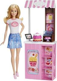 Barbie Careers: Bake Shop - Doll & Playset