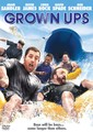 Grown Ups on DVD
