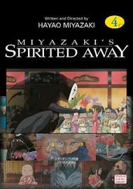 Spirited Away, Vol. 4 by Hayao Miyazaki