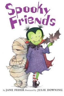 Spooky Friends by Jane Feder