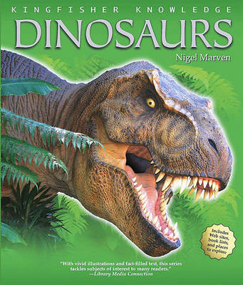 Dinosaurs by Nigel Marven