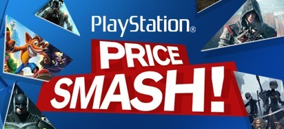 PlayStation Price Smash!