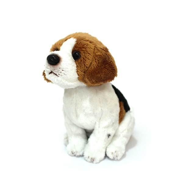 Dog: Benny Junior Sitting Beagle 15Cm