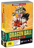 Dragon Ball Complete Collection Part 2 (Sagas 7-11) (Fatpack) on DVD