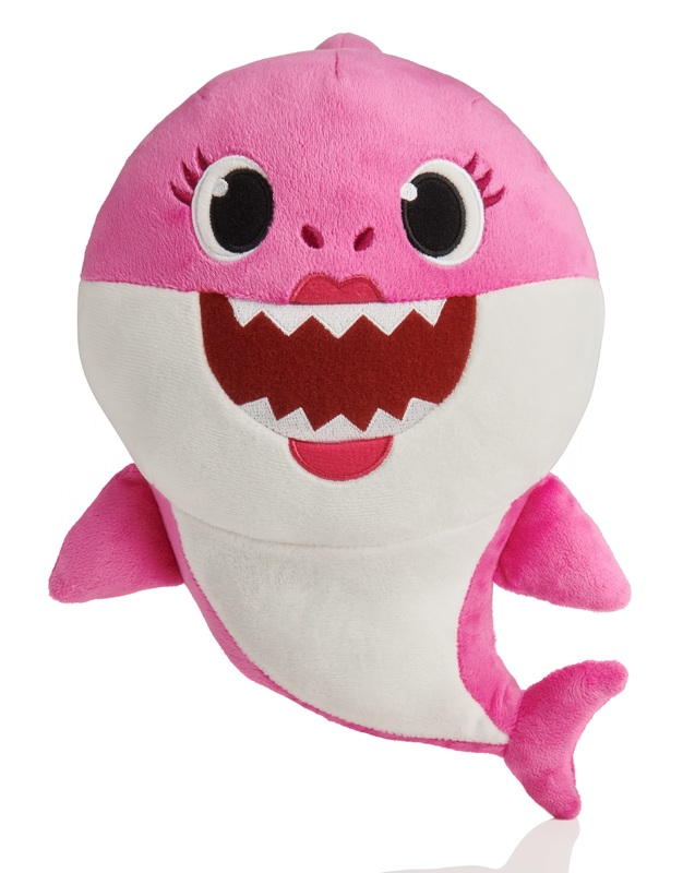 Baby Shark: Singing Plush - Mommy Shark