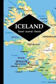 Iceland Travel Journal by Mindful Explorer Books image