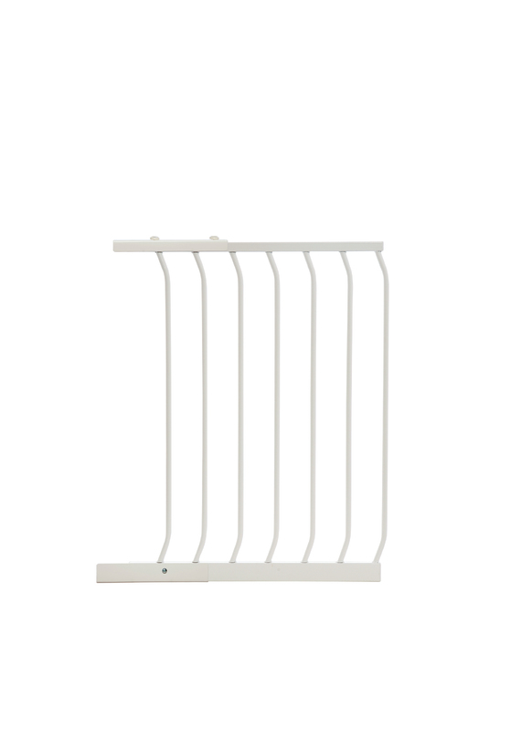 Dreambaby 54cm Chelsea Gate Extension - White