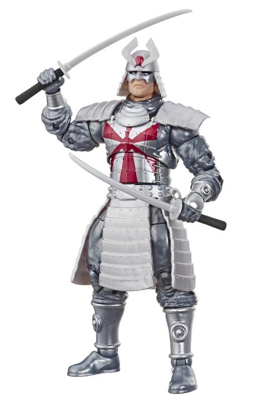 "Marvel Legends: Silver Samurai - 6"" Retro Figure"