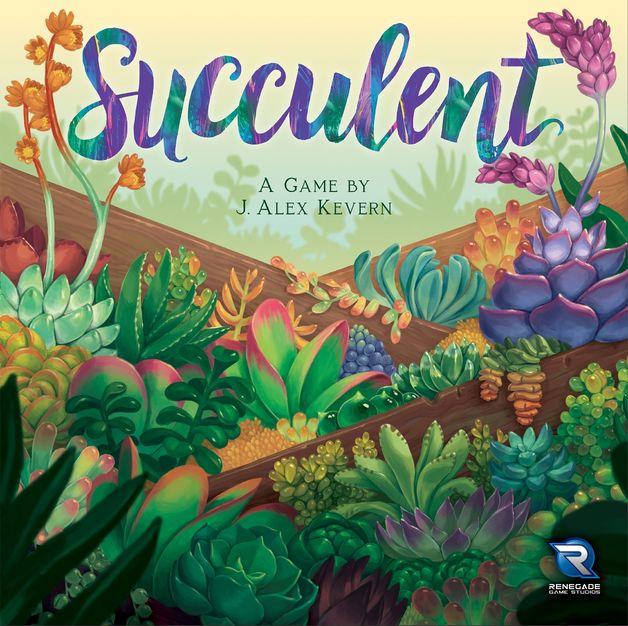 Succulent - Board Game
