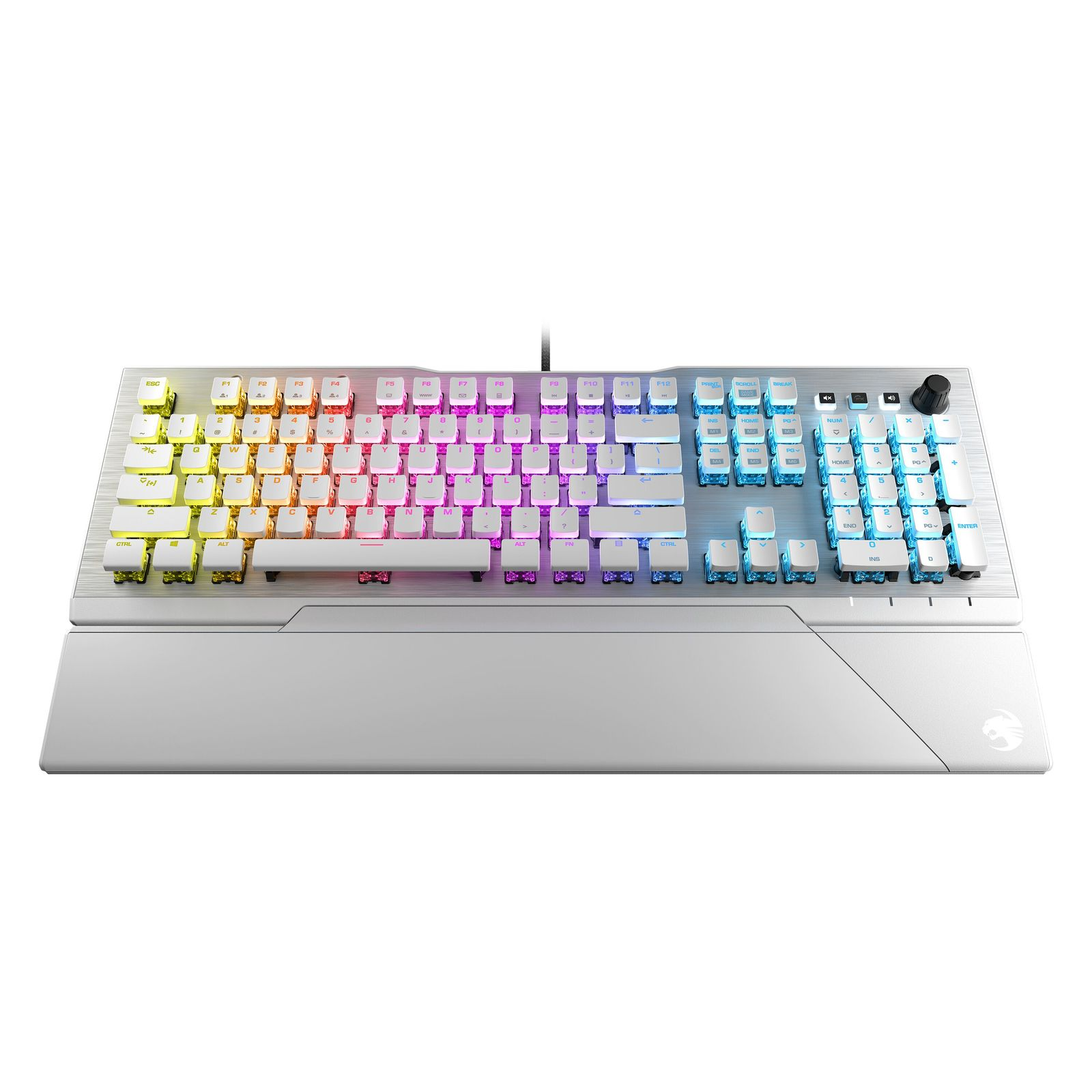ROCCAT Vulcan 122 AIMO RGB Mechanical Gaming Keyboard - White for PC image