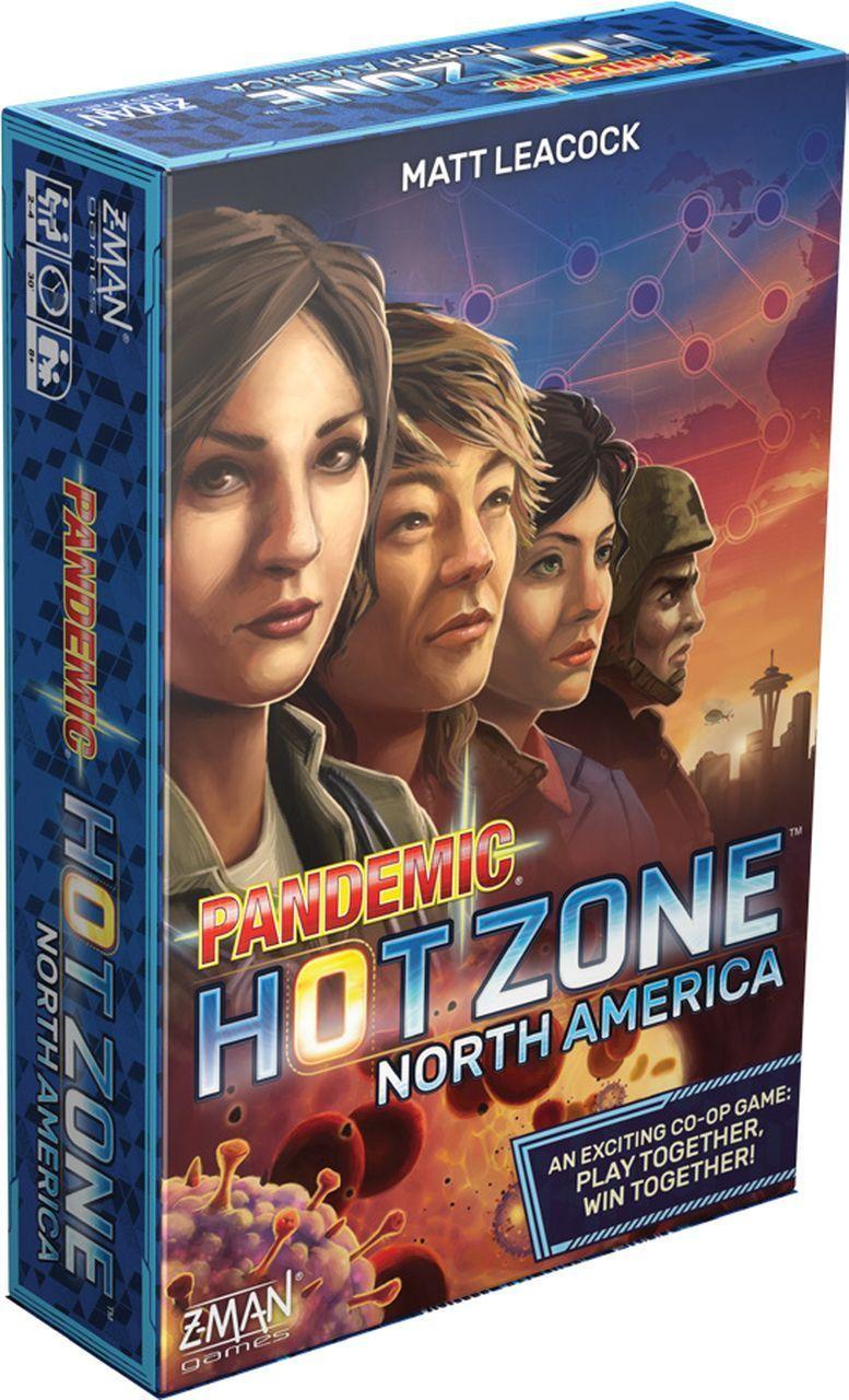 Pandemic: Hot Zone - North America image
