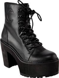 Killstar: Krystal Boots (Black) - US W9 image