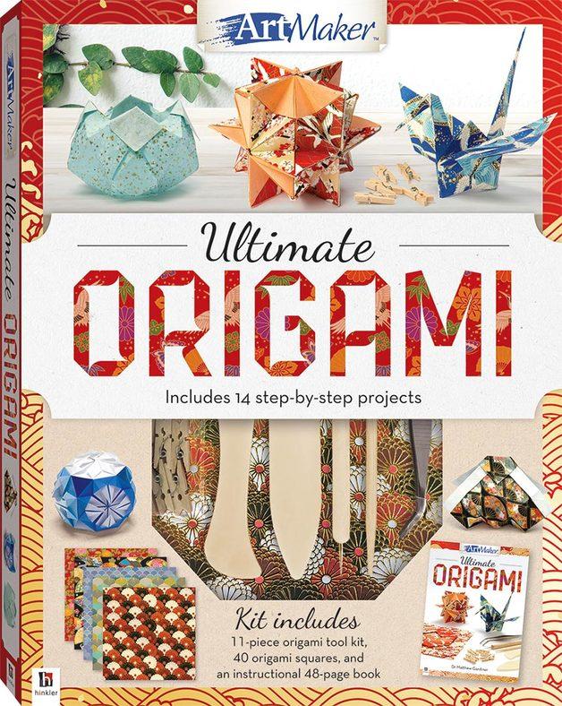 Art Maker: Ultimate Origami - Art Kit