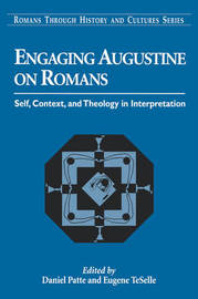 Engaging Augustine on Romans by Daniel Patte image