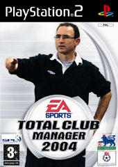 Total Club Manager 2004 for PS2