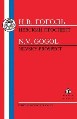 Nevsky Prospect by N.V. Gogol image