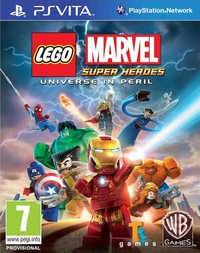 LEGO Marvel Super Heroes for PlayStation Vita