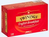 Twinings English Breakfast Tea (100 Bags)