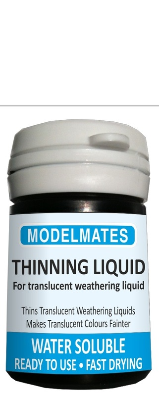 Modelmates: Thinning/Dilution Liquid