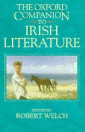 The Oxford Companion to Irish Literature image