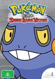 Pokemon - Season 13: Diamond & Pearl - Sinnoh League Victors on DVD