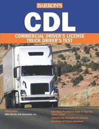 Barron's CDL by Mike Byrne