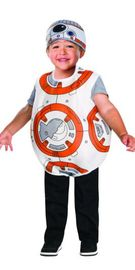 BB-8 Costume - Toddler (4T)