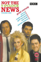 The Best of Not the 9 O'Clock News on DVD