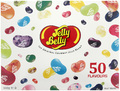 Jelly Belly 50 Assorted Flavours Gift Box 600g