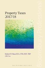 Property Taxes 2017/18 by Robert Maas