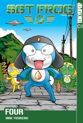 Sgt. Frog: v. 4 by Mine Yoshizaki