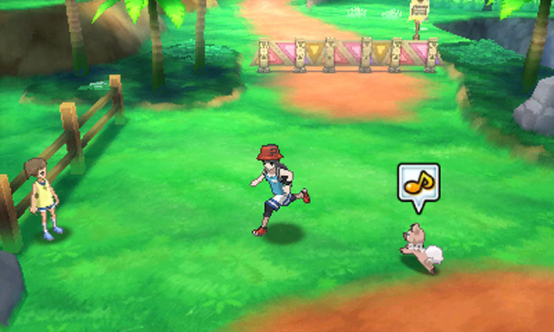 Pokemon Ultra Moon for Nintendo 3DS image